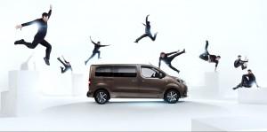 Der Neue Toyota PROACE 2016