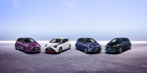 Toyota Aygo im neuen X-Design