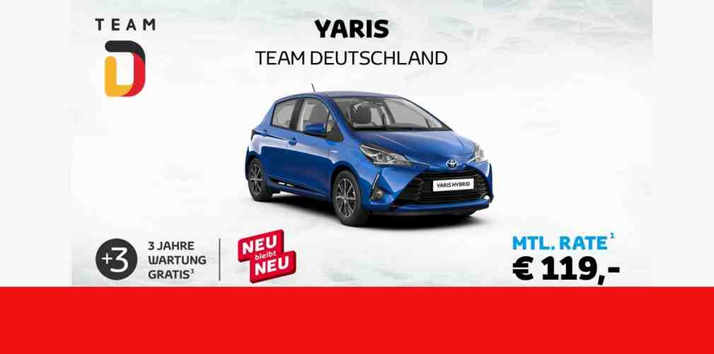 Yaris-Team-Deutschland