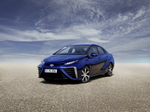 Toyota Mira - Innovation des Jahrzehnts