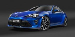 Toyota GT86 feiert Weltpremiere in New York 2016