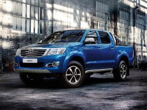 Toyota Hilux ist Allradauto des Jahres 2016