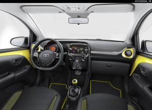 Toyota Aygo x-cite: Der Extrovertierte 2016