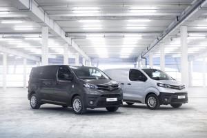 Toyota Proace 2016 ab sofort bestellbar - verschiedene Modelle