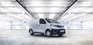 Toyota Proace 2016 ab sofort bestellbar