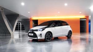15 Jahre, drei Generationen: Der Toyota Yaris grüner als je zuvor