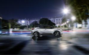 Toyota C-HR ab Oktober 2016 bestellbar