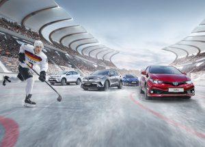 Toyota Team Deutschland 2018