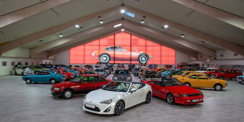 Technik-Tag in der Toyota Collection 2020